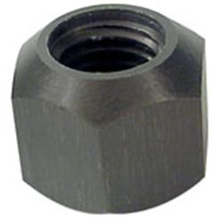 AFCO Double Sided Alum Lug Nut, 5/8 In. RH Coarse Thread, Double Taper