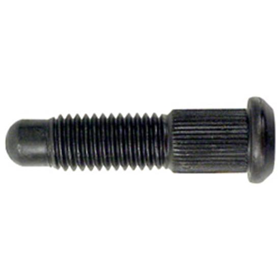 AFCO 10152 Standard Wheel Stud, 5/8 Inch Coarse .812 Inch Shoulder