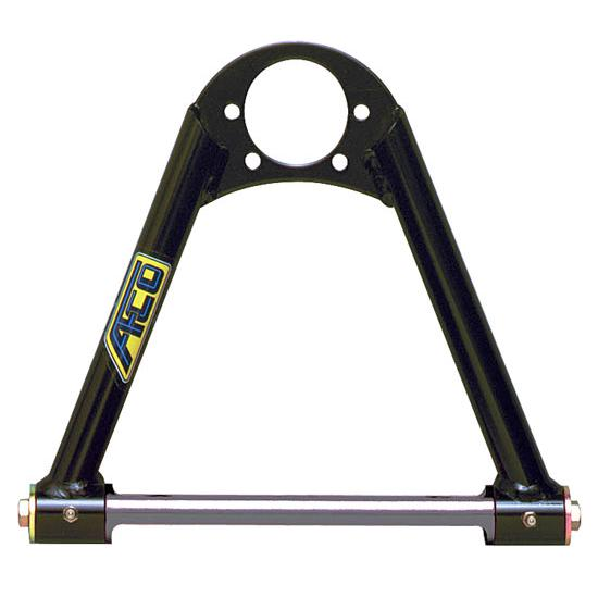 AFCO 20002RL Offset Upper Control Arm-Aluminum Cross Shaft, 8-3/4 Inch