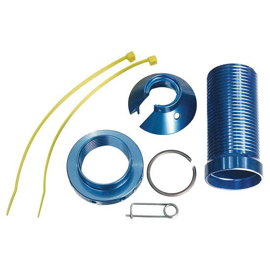 AFCO 20125SB 15 & 22 Series Smooth Shock Coilover Kit, 5 Inch Sleeve