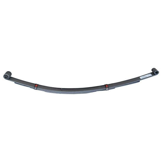 AFCO 20311L Pinto Mini-Stock Leaf Springs, 104 Lb. Rate