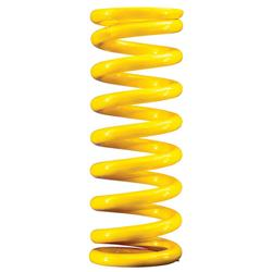AFCO Yellow 2-5/8 I.D. Coil-Over Springs, 4 Inch
