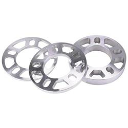 AFCO Billet Aluminum Wheel Spacer, 1/4 Inch Thick
