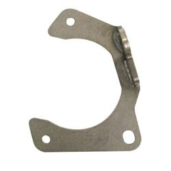 AFCO 40122PR Right Front 10 Inch Hybrid Brake Rotor Caliper Bracket