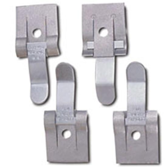 AFCO 50401 Ludwig Clamps, 4 Pack