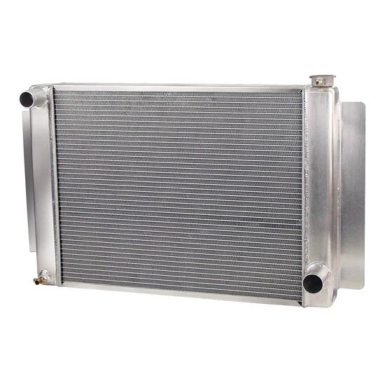 AFCO 80101NP Performance 1967-69 Camaro/Firebird Radiator-27.5x18.5 In