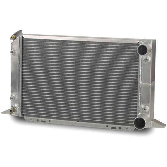 afco 80104n scirocco style dual pass radiator rh in outlet