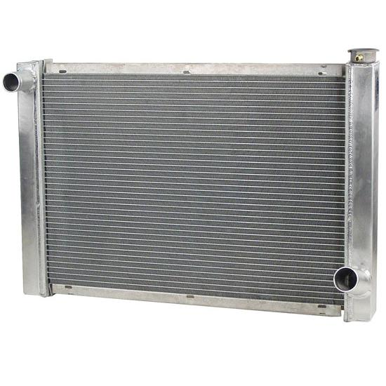 AFCO 80111N Lightweight Single Row Radiator, 1 Inch Core