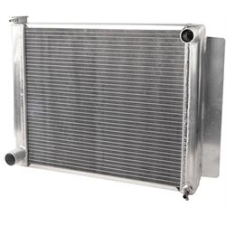 AFCO 80127FNP Mopar E-Body Performance Aluminum Radiator 24.25 x 19 In