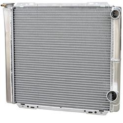 AFCO 80130NDP Extra Capacity Double Pass Universal Radiator, LH Filler
