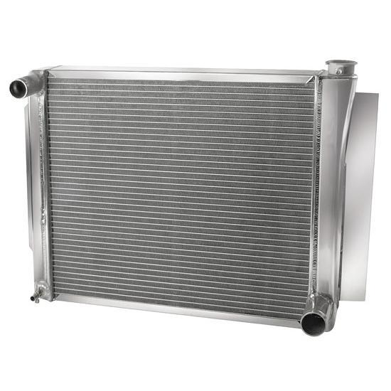 AFCO 80130N Extra Capacity Pro Universal Radiator, 28 Inch