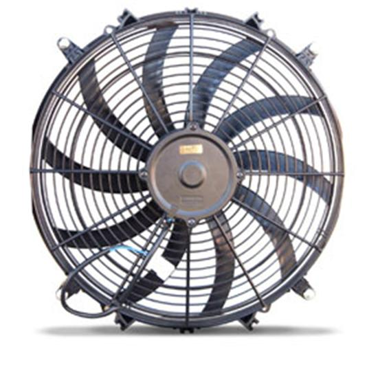 Afco 80176 Electric Cooling Fan 8 Inch S Blade Free