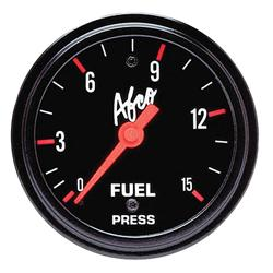 AFCO 85244 Mechanical Fuel Pressure Gauge