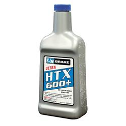 US Brake Ultra HTX 600+ Brake Fluid, 16.9 oz.