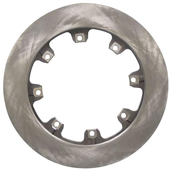 AFCO 9850-8020 Curved Vane Brake Rotor, 11.75 x 1.25 Inch, LH