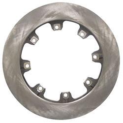 AFCO 9850-8021 Curved Vane Brake Rotor, 11.75 x 1.25 Inch, RH