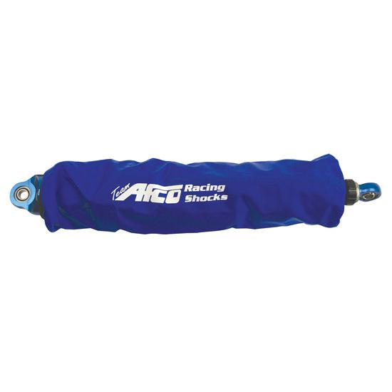 AFCO OWSCR19 Coil-Over Shock Cover for 2-5/8 Spring, 19 Inch Length