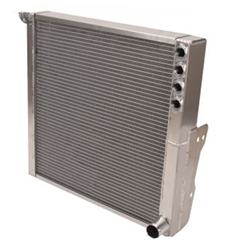 AFCO 80201N, Sprint Double Pass Radiator