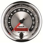 Auto Meter 1288-M American Muscle Air-Core Speedometer Gauge