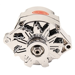 Powermaster 37293 GM 12SI 150 Amp Alternator, Chrome