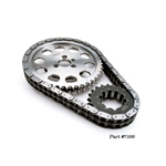 Comp Cams 7100 Small Block Chevy Keyway Adj. Billet Timing Set w/Bearing