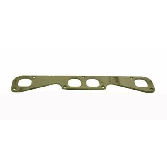 Header Flange Plates, Small Block Chevy
