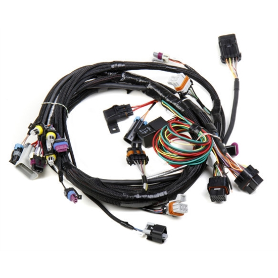Holley Ls1 Wiring Harness : Holley ls main harness for hp efi dominator