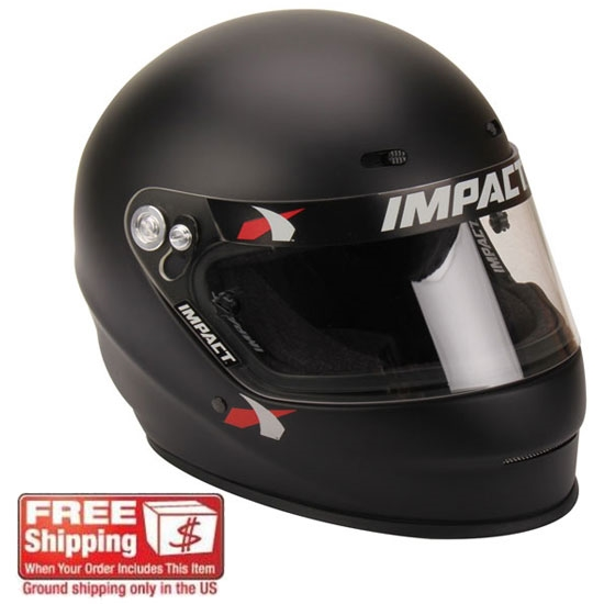 Impact Racing Wizard SA10 Race Helmet