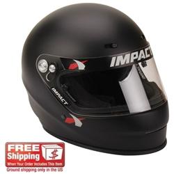 Impact Racing Wizard SA10 Race Helmet