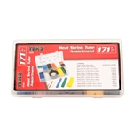 Titan Tools 45238 Heat Shrink Tubing Kit, 171 Piece