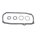 SuperSeal Small Block Chevy Oil Pan Gasket, 1986-Up One-Piece