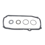 Speedway Small Block Chevy Oil Pan Gasket, 1986-Ip One-Piece