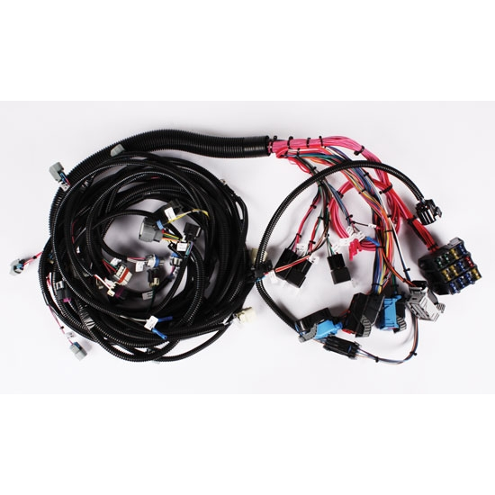speedway 2005-2006 ls2/4l65e wiring harness - free ... ls2 engine gm wiring harness gm wiring harness parts