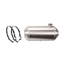 7 Gallon Spun Aluminum Fuel Tank