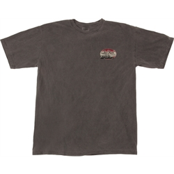 Ford Woodie Old School Still Cool Charcoal T-Shirt