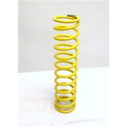 Garage Sale - AFCO Yellow 2-5/8 I.D. Coil-Over Spring, 14 Inch, 100 Rate
