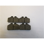 Garage Sale - AFCO 1251-1002 C1 Brake Pads, F22i/Narrow DL