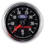 Auto Meter 880079 Ford Racing Digital Stepper Motor Oil Temp Gauge