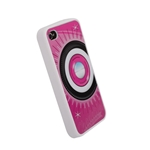 Steelie & Whitewall iPhone Cover - Pink