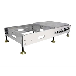 Intercomp 170173 4 Inch Billet Leveler With Roll-Off Pad