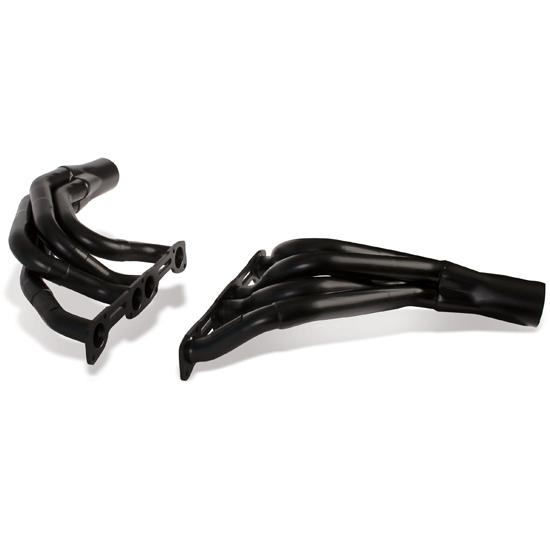 Dynatech®   Headers: Pierce, 18 Degree, 1-3/4 - 1-7/8, 3-1/2 Collector