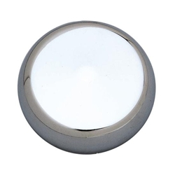 Grant 5894 Chrome Horn Button
