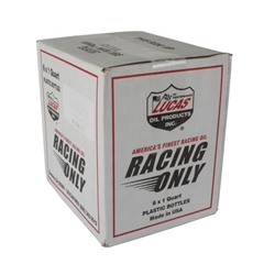 Lucas Oil 10121 SAE 75W-140 Synthetic Racing Gear Oil, Case