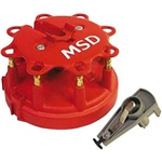 MSD 8482 Distributor Cap and Rotor Kit - Ford V8 TFI 85-95