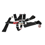 Simpson 5-Point Harness Seat Belt Sets, Clip-In, Pull Down