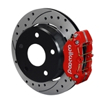Wilwood 140-13664-DR, Dynapro Lug Mount Rear Parking Brake Kit, SRP
