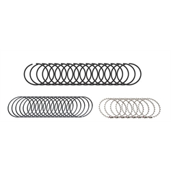 1959-1966 Buick 401 Nailhead Piston Rings/Ring Set-.030 Oversize-Egge