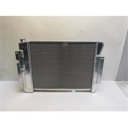 Garage Sale - AFCO DirectFit 1967-69 Camaro/Firebird Aluminum Radiator, 26 X 18-3/4 Inch