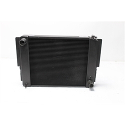 Garage Sale - AFCO Black Custom 26 X 19 Crossflow Radiator