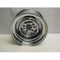 Garage Sale - O/E Style Hot Rod Steel Wheel, 15X8, 5 on 4.75, 4.25&amp;quot; Backspace ...